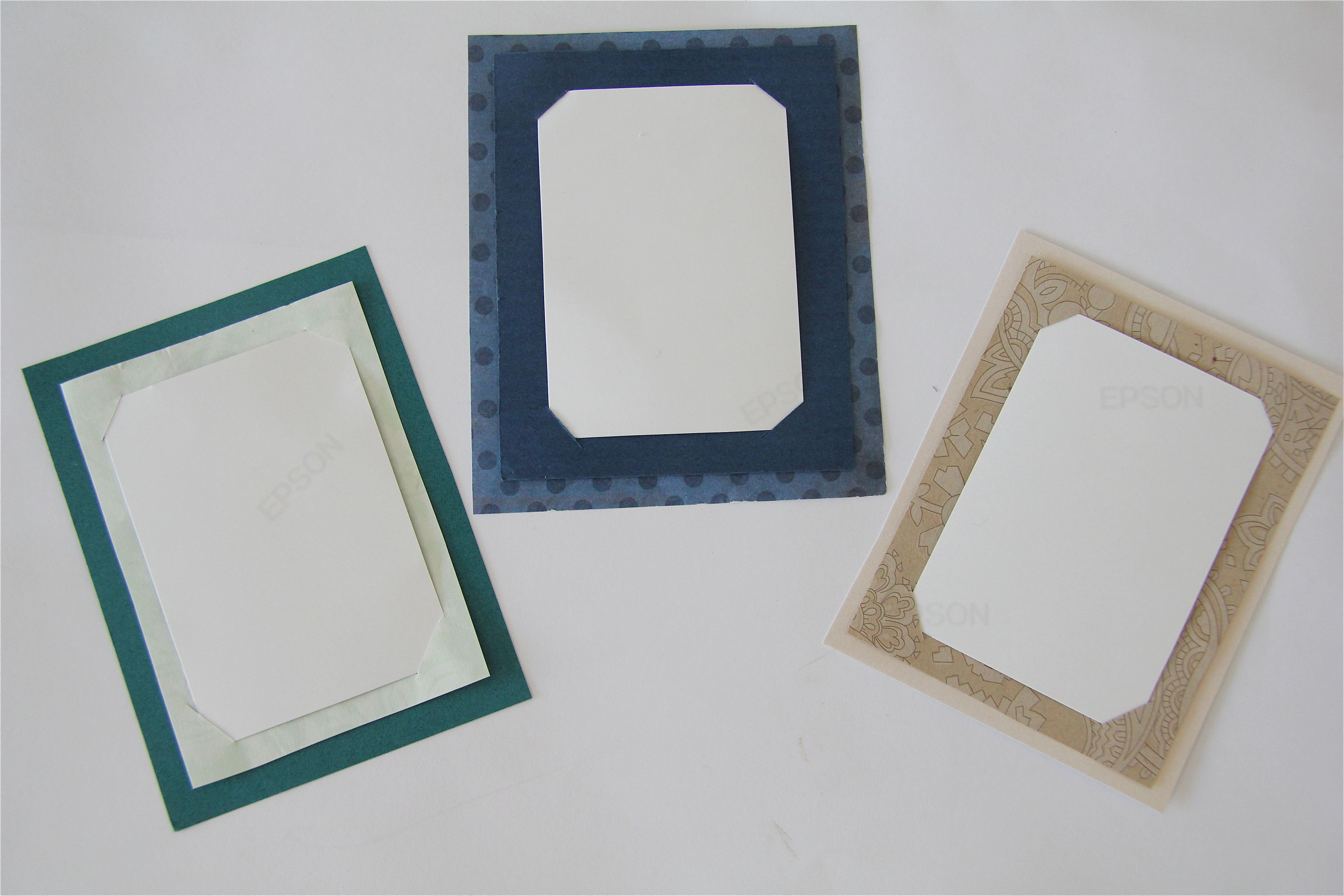 DIY Back to School Paper Photo Frames | Simply Deanna